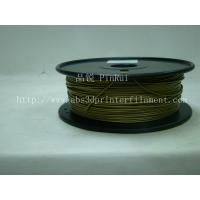Buy cheap Bronze 3D Printer Metal Filament Polished 1.75 Mm 3D Printer Filament from wholesalers