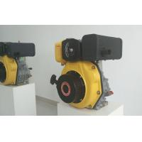 Best 337cc Displacement  Lightweight Small Diesel Engine , Forced Air Cooled Engine wholesale