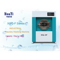Quality 15kg Commercial Laundry Equipment Industrial Washer Machine For Laundry Shop wholesale
