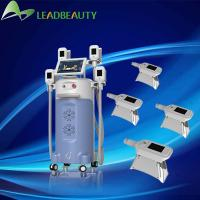 Hot Saled Europe and America ! China Best Professional Cryolipolysis Machine With 4 Handle