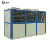 Buy cheap Industrial Refrigeration Equipment Bitzer compressor cold room condensing unit from wholesalers