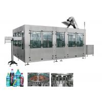 Best Fully - Automatic Carbonated Soft Drink Production Line Bottling Packing wholesale