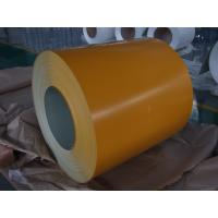 Best Corrosion Resistance Prepainted Galvalume Steel Coil AZ60G-275G Anti Finger / Oiled Surface wholesale
