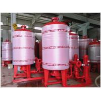 Best Stainless Steel 304 / 316 Diaphragm Water System Pressure Tank With Polishing Treatment wholesale