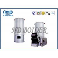 Best Vertical Gas Oil Fired Thermic Fluid Boiler High Efficiency Low Pollution Emission wholesale