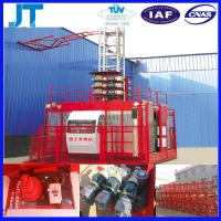 Best China hot sale12x2 person capacity SC200 lift for construction site wholesale