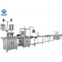 Best Automatic Mascara Filling Machine Linear Production Line With 12 Nozzles wholesale