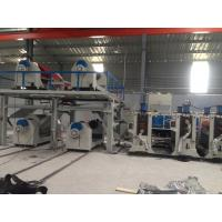 Best 2.2kw Aluminum Foil Rewinding Machine 380V 50HZ 1100×1350×1500 mm wholesale