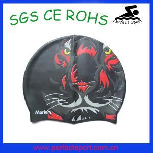 Best Newest Cheap Custom Silicone Swim Cap wholesale