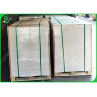 China High Bulk White Coated Unbleached Kraft Cardboard Sheets For Food Grade Wrapping Box on sale