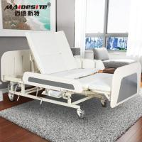 Best Full Functions Electric Homecare Beds For Elderly People With Toilet , Home Nursing Bed wholesale