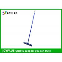 Best Commercial Floor Squeegee , Rubber Floor Squeegee With Handle Customized Color wholesale