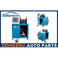 Best 220V Air Suspension Hydraulic Hose Crimping Machine Manual 3KW 32 MP Low Noise wholesale