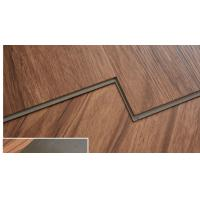 Cheap Waterproof and fireproof UV coating embossed PVC click lock vinyl flooring for sale