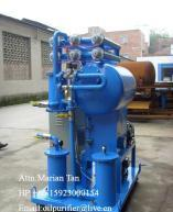 Single Stage Vacuum Transformer Oil Purifier