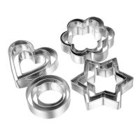 Best Welcome popular Christmas design stainless steel cookie cutter Classic Shapes wholesale