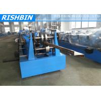 Quality 20 KW LMS Automatic Purlin Steel Sheet Roll Forming Machine with PLC wholesale