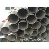 China EN10217-7 D4 / T3 W2Rb Bright Annealed Stainless Steel Round Tube Welded on sale