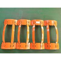 Best Strong Structure Bow Spring Centralizer For Oil Pipe / Elastic Casing wholesale