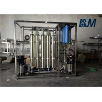 Best 1 Ton Per Hour One Stage RO Water Purifying Equipment For Drinking Water wholesale