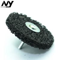 Best 2 Inch Quick Change Abrasive Discs  36 Grit , 3m Paint Stripping Wheel For Wood wholesale