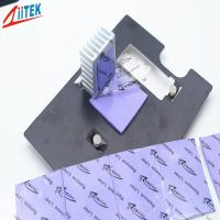 Best Customized Silicone Rubber Thermal Insulation Pad For LED Lit Lighting wholesale