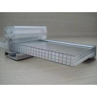 Cheap 8mm Corrugated Polycarbonate Sheets / Corrugated Polycarbonate Roof Panel for sale