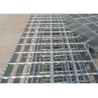 Best Galvanised Flat Bar Serrated Steel Grating Platform Steel Floor Grating wholesale