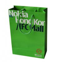 Best 128gsm, 157gsm, 250gsm art paper Printed Paper Carrier Bags for packaging Nokia cell phone wholesale