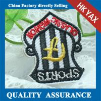 Best fluorescence embroidery patches;kids fashion embroidery patch for clothes;colorful personalized iron embroidery patch wholesale