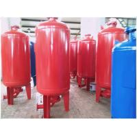 Best Horizontal Orientation Diaphragm Pressure Tank For Water Supply Equipment wholesale