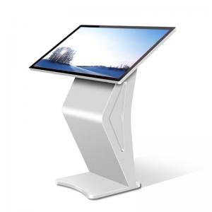 Best Horizontal Infrared Android 43 Inch Interactive Touch Screen Kiosk wholesale