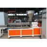 Buy cheap Plastic PET pelletizing machine twin screw extruder recycle granulator from wholesalers