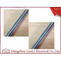 Best Carton Steel Or Stainless Steel Grade 8.8 All Thread Rod DIN975 Standard wholesale