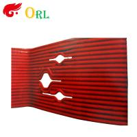 Best Water Heater Boiler Membrane Wall Tube Boiler Parts Non Pollution wholesale