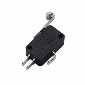 Best Black AC 250V KW1 103 7 3D Printer Limit Switch With Long Handle wholesale