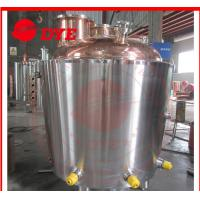 Best 100 Gal Alcohol Distillation Machine Commercial Distillery Equipment wholesale