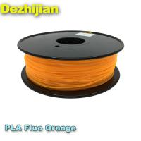 Best Neat Winding Spool PLA 3d Printer Filament , Free Sample Pla Plastic Filament wholesale