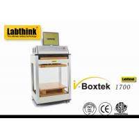 Best 9kN Microcomputer Box Compression Testing Machine For Carton & Boxes With ISO 9001 / CE wholesale