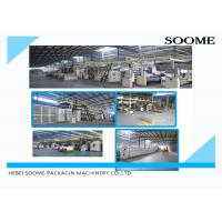 Best 7 Ply Corrugated Cardboard Production Line wholesale