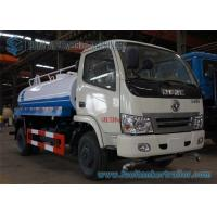 Quality Dongfeng  2 cbm  -3 cbm water tank  fire fighting Truck , Jinka Cab 90hp wholesale