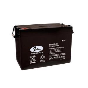 Best F14 Terminal Sealed Vrla 12v90ah UPS Battery Lead Acid 306*169*211mm wholesale