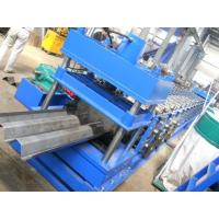 Best Highway Fence Cold Bending Roll Forming Machine 5 Rollers Leveling Hole Punching System Use Panasonic PLC Control wholesale