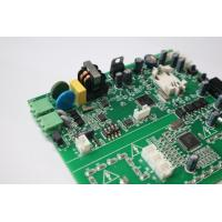 Buy cheap White Silkscreen Printed Circuit Board Assembly EMS PCBA 2OZ Copper Thickness from wholesalers