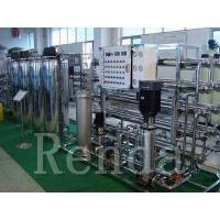 Electric RO Water Treatment Systems SUS / PVC Pipeline Reverse Osmosis System