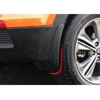 Best Durable Plastic Car Mud Guards , HYUNDAI IX25 2015 2019 Creta Car Mud Flaps Splash Guard wholesale