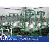 Best High / Low Carbon Steel / Straight Line Wire Drawing Machine For Welde Wire Mesh wholesale