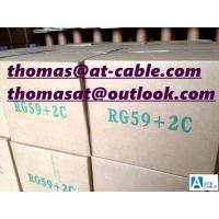 Best RG-59 Siamese Coax cable is the professional's choice for CCTV systems.(8 Figure) wholesale