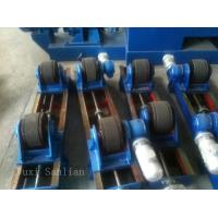 Best Rubber Pipe Welding Turning Rolls wholesale