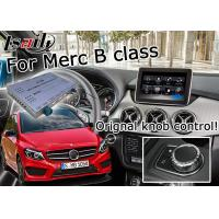 Best Android Gps Car Navigation Box For Mercedes Benz  B Class Ntg 5.0 Mirrorlink wholesale